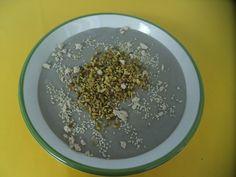Petit déj' tunisien: bouilli de sorgho (Drôoh)