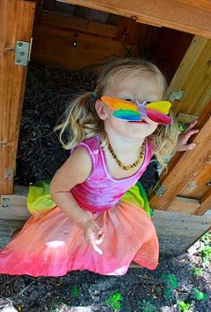 CHILDHOOD MAGIC: Balancing Butterflies