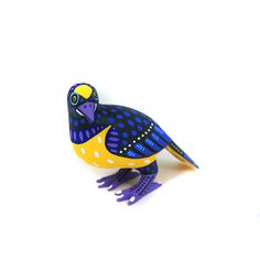 Luis Pablo: Yellow-throated Euphonia~ Bird Collection | Sandia Folk
