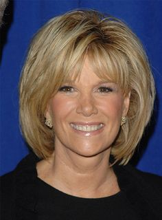 Former Good Morning America host Joan Lunden takes off her wig on PEOPLE magazine cover | abc7news.com