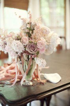 vintage colors bouquet