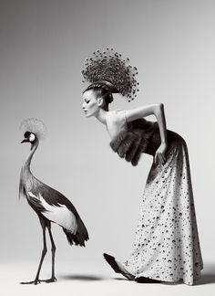 Alisa Ahmann & Natalie Westling – US Vogue October 2015 Editorial Photography, Portrait Photography, Fashion Photography, Portrait Shots, Arte Fashion, Editorial Fashion, Vogue Editorial, Moda Animal, Photo Hacks