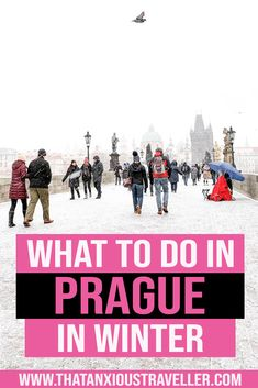 Heading to Prague in winter? Europe Travel Guide, Spain Travel, Travel Guides, Travel Destinations, Travel Plan, Travel Advice, Holiday Destinations, European Road Trip, European Travel