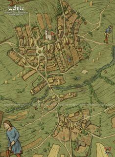 Kingdom Come Deliverance Ancient Map 2 : kingdom, deliverance, ancient, Kingdom, Deliverance, Ideas, Deliverance,, Come,, Medieval