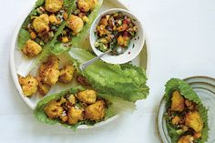 Chicken Nuggets with Mango and Avocado Salsa
