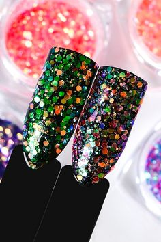 #glitter #manicure #makeup #nails #beauty #nailart #mua #pedicure #fashion #nailsofinstagram #makeupartist #gelnails #nail #love #naildesign #lashes #eyeshadow #gelpolish #beautiful #nailswag #art #nailpolish #sparkle #nailsoftheday #cosmetics #gel Glitter Manicure, Gel Nails, Swag Nails, Gel Polish, Pedicure, Nailart, Lashes, Nail Designs, Eyeshadow