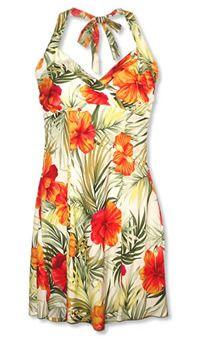 Matching Clouple Hawaiian Clothing