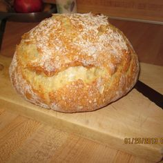 THE Best Crusty Bread (Dutch Oven) Recipe | Just A Pinch Recipes