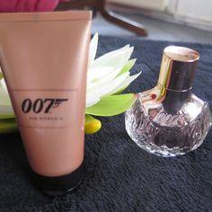 https://crazyhibble.wordpress.com/ #test #produkttest #rossmann #bloggernewsletter #rossmannbloggernewsletter #007forwomenII #parfüm #duft