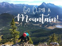 Banff's Fixed Climbing, Via Ferrata Adventure!  Go mountain climbing with no experience! All the thrills and adventure with safety features to make it worry free.