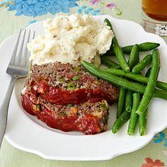 Mama's Meat Loaf Recipe | MyRecipes.com Mobile