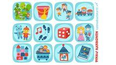 Pikku Kakkosen kommunikaatiokortit | Pikku Kakkonen | Lapset | yle.fi Diy And Crafts, Cute, Kids, Young Children, Boys, Kawaii, Children, Boy Babies, Child