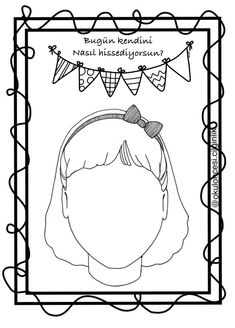 Kindergarten, Projects To Try, Mirror, How To Make, Decor, Faces, Projects, Manualidades, Decorating
