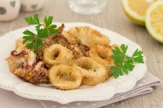 Calamari al forno tenerissimi e gustosi