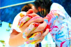 Bucket list a paint fight wearing white T-shirts. At least 5 other people and have two teams. Paint Fight, Anna, Never Stop Dreaming, Just Girly Things, Crazy Things, Happy Things, Love And Lust, Before I Die, Summer Bucket Lists