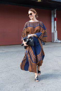 Street Style bei der New York Fashion Week September 2015