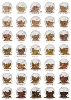 Mineral Makep: Foundation/Concealer Sample Set Foundation Colors, Mineral Foundation, Powder Foundation, Iron Oxide, Dupes, Natural Skin, Concealer, Minerals, Sick