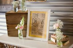 Would love to make that box into a gift box and decorate the table exactly the same!
