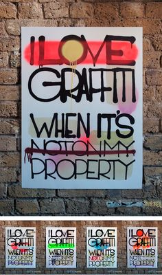 More Beautiful Lettering Work By Graffiti Writer And Artist Roid