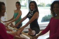 Barre Blog Interview with Julia, owner and instructor at Modern Barre