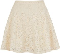 #Topshop                  #Skirt                    #Cream #Lace #Skater #Skirt #Topshop                Cream Lace Skater Skirt - Topshop                                             http://www.seapai.com/product.aspx?PID=585074