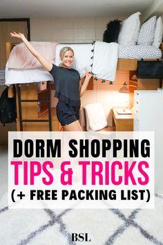 dorm shopping 2021 Pink Dorm Rooms, Boho Dorm Room, Cute Dorm Rooms, Inspiration Room, College Dorm Organization, Dorm Shopping, Dorm Room Designs, College Dorm Decorations, Dorm Essentials