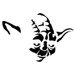 Transfert Image, Pyrogravure, Pochoir, Yoda Stencil, Pochoir Mania, Star Wars Voitures, Décalcomanies Autocollants, Fil, Cahiers Idées