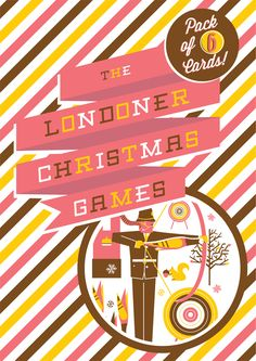 London Christmas games - Sam Coldy