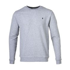 Basic Sweat - GOTS - Grey Melange