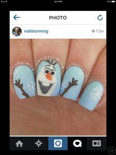Frozen- Olaf