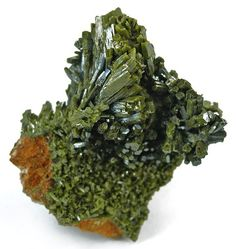 Pyromorphite via Arkenstone Fine Minerals/irock