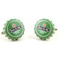 Gemelos Chapa Cerveza