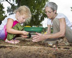preschools using nature as new playground equipment
