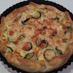 Ricetta Torta salata di zucchine - La Ricetta di GialloZafferano