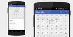 Lo mejor de Google Calendar con Today Calendar para Android