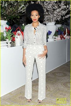 just love her bold style