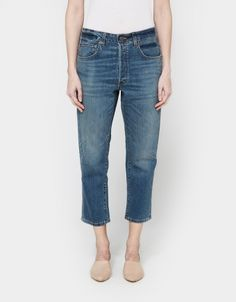 Shorty Jean in Classic Vintage