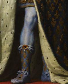 Philippe de Champaigne (1602-75) (artist) - Louis XIII- King of France