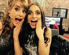 Katja y Carolina