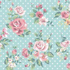 Papel De Parede Autocolante - Floral 2013 - Shoptime