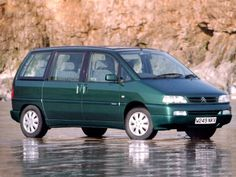 1998-2002 Citroën Synergie