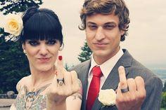 Low Key Portland Elopement: Tyler & Revonna