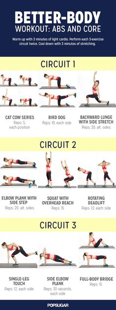 Workout Craze: A Quick and Effective Core Workout