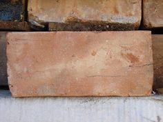 The Chicago Common Pink Brick is what Chicago is known for! These natural clay bricks were manufactured in the late 1800's through the mid 1900's and are found in beautiful shades of pinks varying from a light salmon to terra cotta color. They are commonly used for interior projects and or patios in warmer climates and new construction.