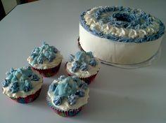 Soap cake & cupcakes