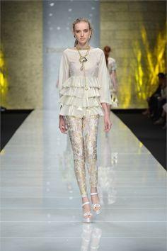 Sfilata Roccobarocco Milano - Collezioni Primavera Estate 2013 - Vogue
