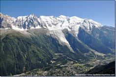 Mont Blanc besichtigen