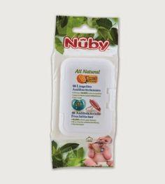 Chroniques d'une Maman: On a testé les lingettes Citroganix 100% bio de Nûby