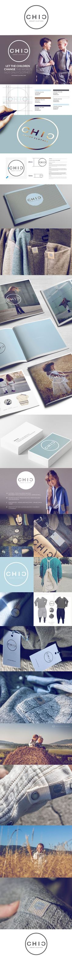 CHIC - smart clothes ID on Behance