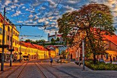 Bratislava by Marek Ševc on 500px